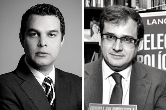Joaquim Leitão e Cleopas Isaías têm obra indicada pelo STJ como referência doutrinária para juízes de todo o Brasil