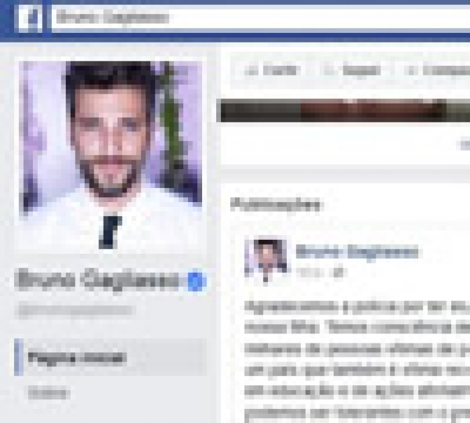 Gagliasso desabafa após polícia identificar suspeitos de ofender a filha