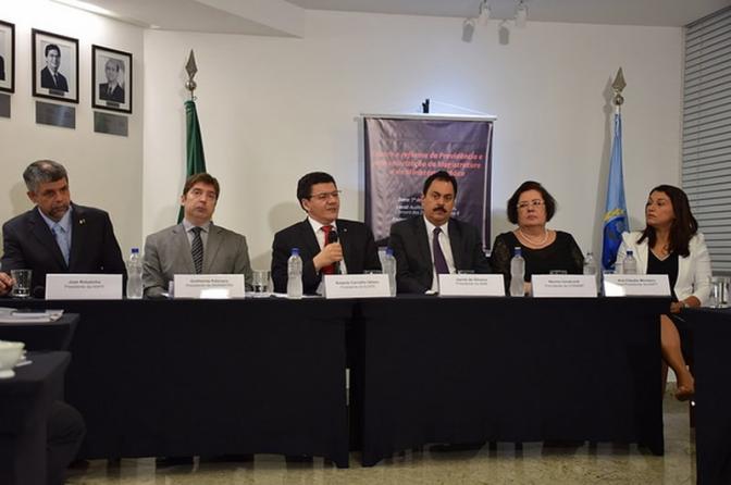 Juízes e procuradores anunciam 'mobilização' contra reforma da Previdência