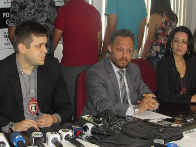Delegado Lucas Sá prende falso advogado e pastor evangélico pela terceira vez!