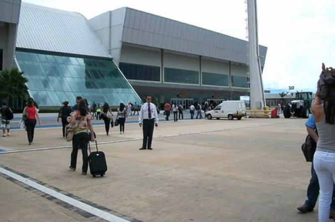 Delegado é barrado e sofre constrangimento no Aeroporto em Palmas