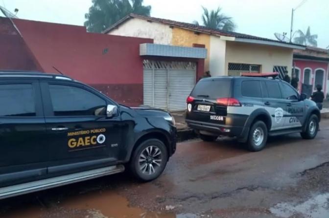 Gaeco e Polícia Civil cumprem mandados de prisão e de busca em cidades do Maranhão
