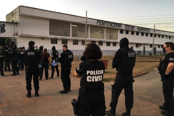 Ministério da Justiça e Polícia Civil de GO desarticulam grupo especializado em fraudes por aplicativos