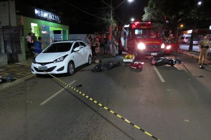 Bêbado que atropelar alguém no trânsito não terá direito a fiança policial!