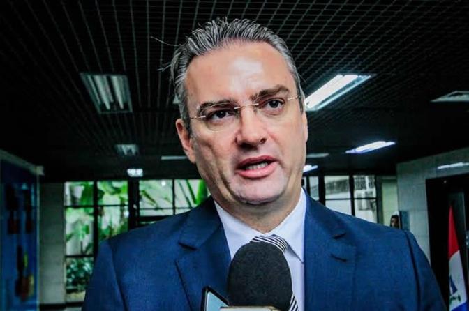 Rolando Alexandre é o novo Diretor Geral da Polícia Federal