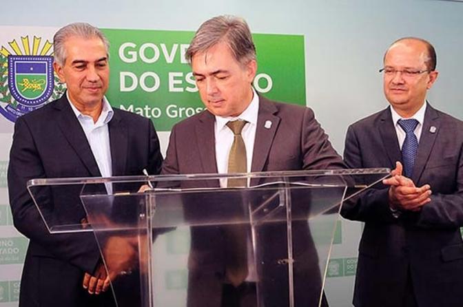 Delegado Antônio Videira assume Secretaria de Segurança em MS