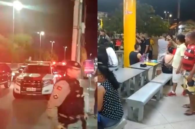 Polícias da Paraíba intensificam recomendações para que população cumpra isolamento social