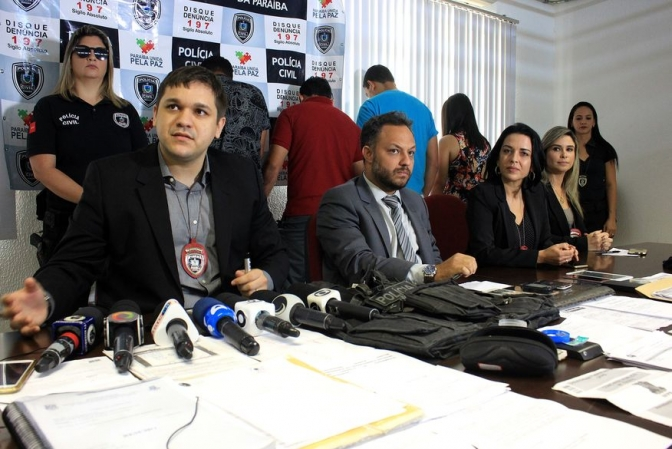 PRF suspeito de chefiar fraude em concursos é preso pela Polícia Civil da Paraíba