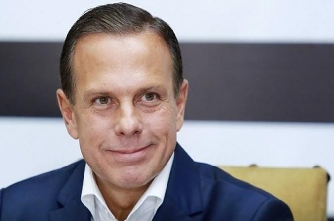 Polícias Civil e Militar de SP terão a melhor remuneração do país, anuncia Dória