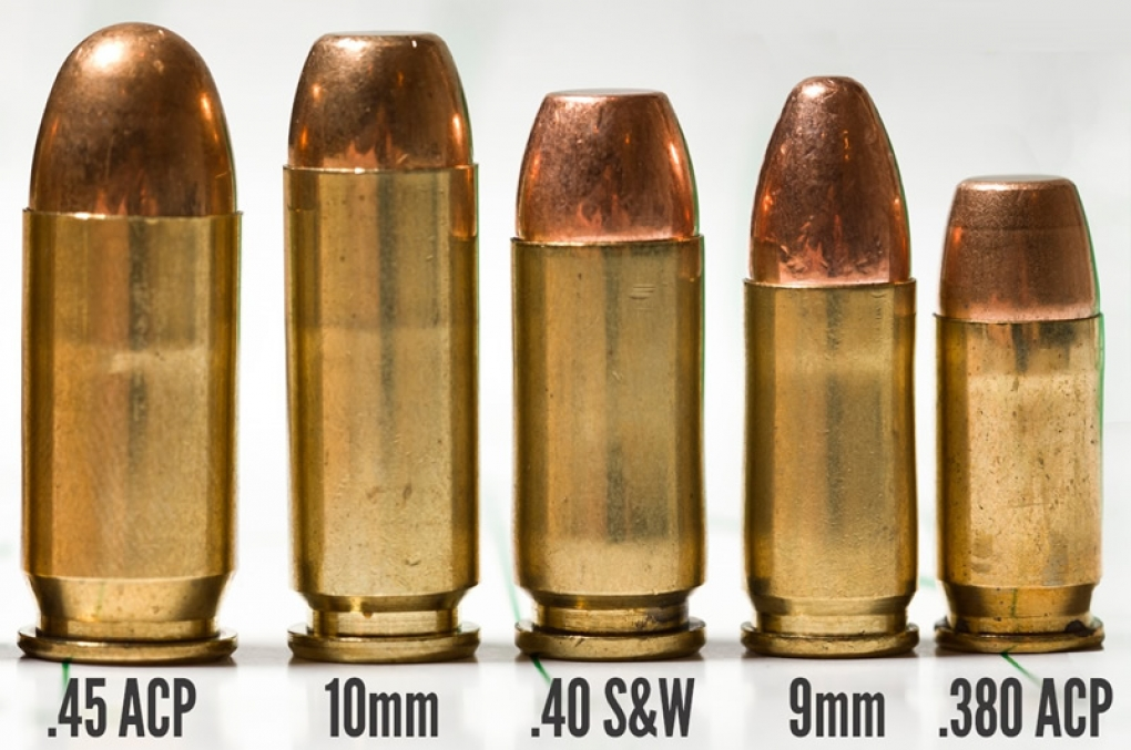 9mm, .40 e .357 agora são calibres de uso permitido! Confira a lista publicada pelo Exército!