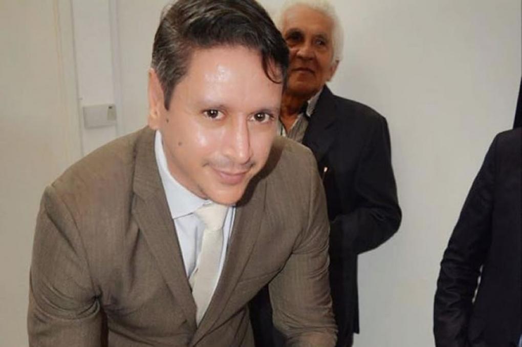Higgo Martins assume presidência do Sindepol do PI