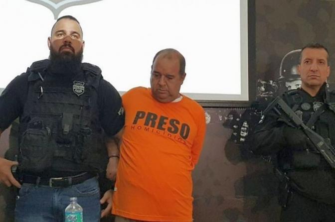 Preso em Curitiba, assassino de Rachel Genofre dá detalhes do crime
