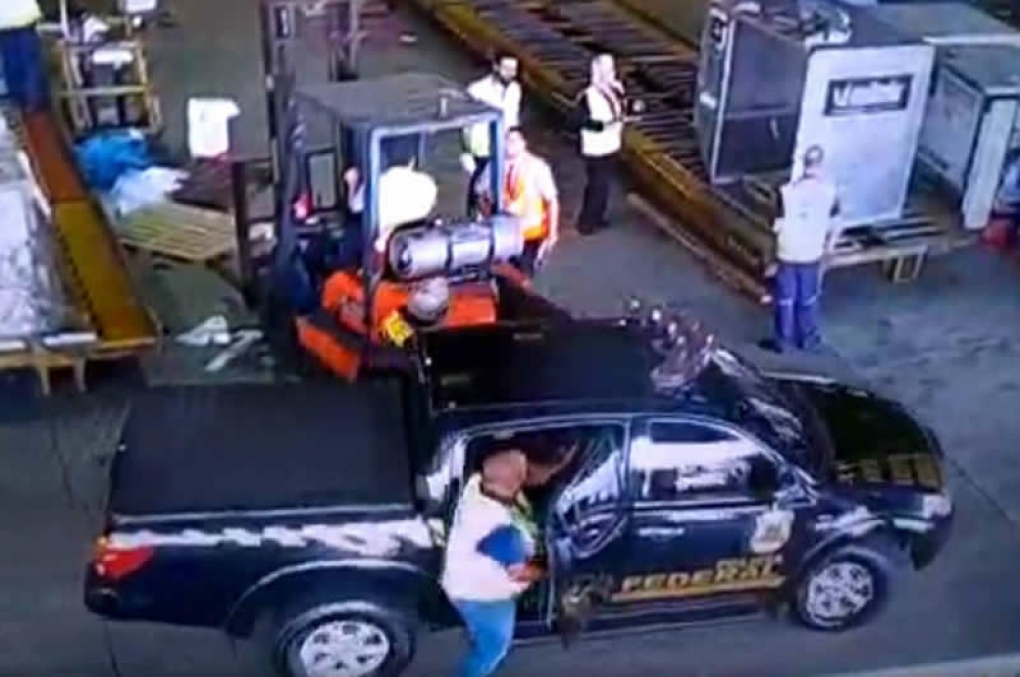 Criminosos gastaram quase R$ 1 milhão em plano para roubar ouro emGuarulhos