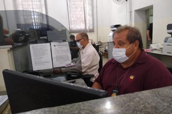 Certidão justificadora da falta de interrogatório de preso por causa da pandemia do Coronavírus!