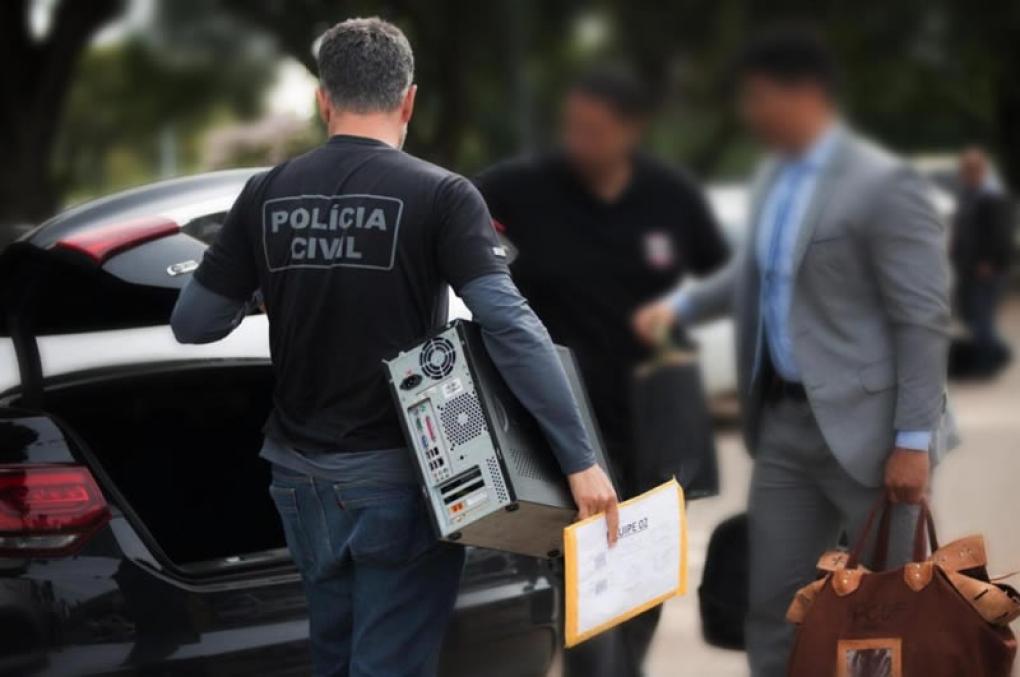 DF tem 31 policiais civis com coronavírus: 5deles são delegados