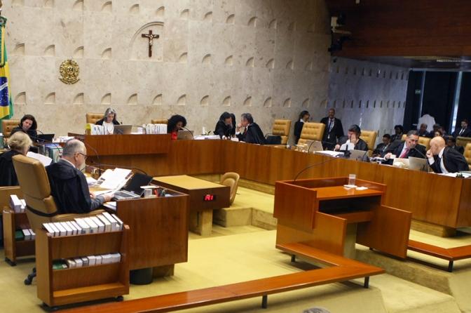 STF adia julgamento sobre poder de polícia fechar delação premiada