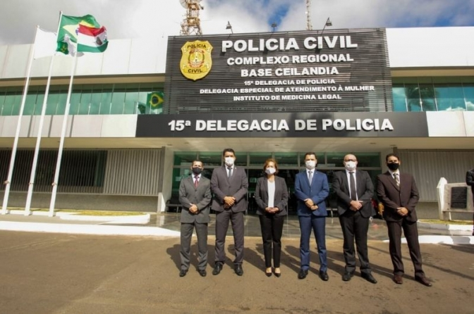 Polícia Civil do DF terá concurso com 150 vagas para delegado e 150 para agente de custódia; salários iniciais chegam a R$ 18,1 mil