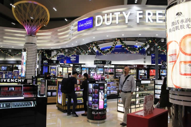 Governo autoriza free shop terrestre a vender armas e munição