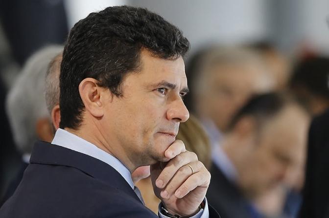 Moro lança plataforma com dados sobre segurança pública de todo o Brasil