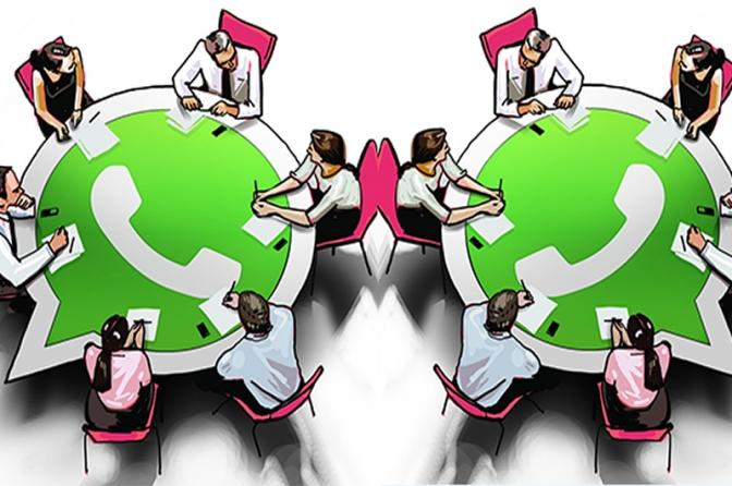 Administrador de grupo de WhatsApp responde por ofensa entre membros