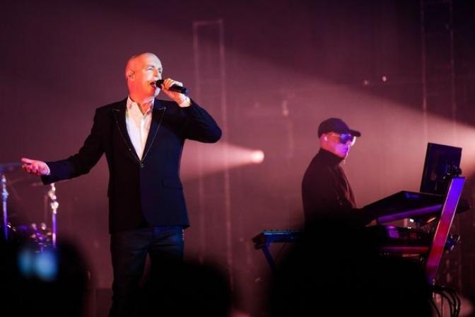 Pet Shop Boys são assaltados no calçadão de Copacabana