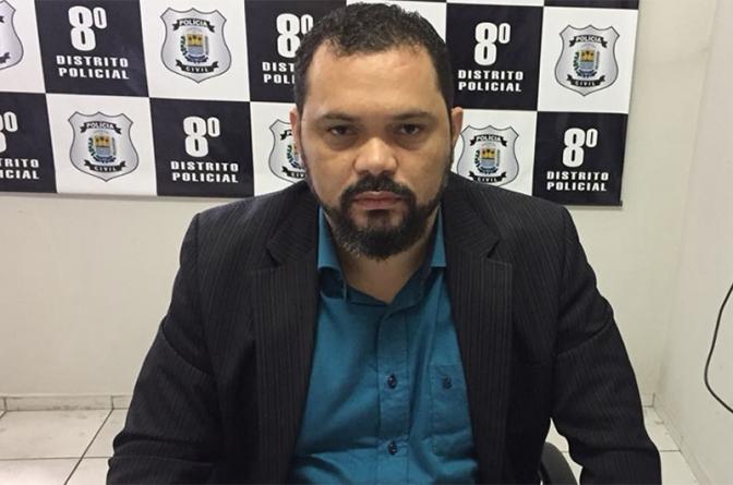 """Após série de assaltos, delegado desabafa: """"é humanamente impossível"""""""