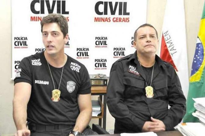 Polícia Civil de MG faz operação contra roubo de ouro em mineradoras