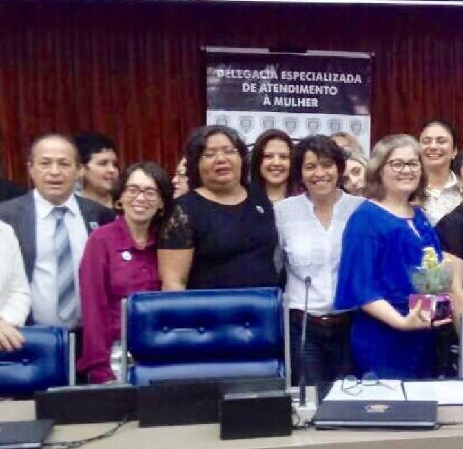 Assembleia Legislativa celebra 30 anos da Delegacia da Mulher na Paraíba