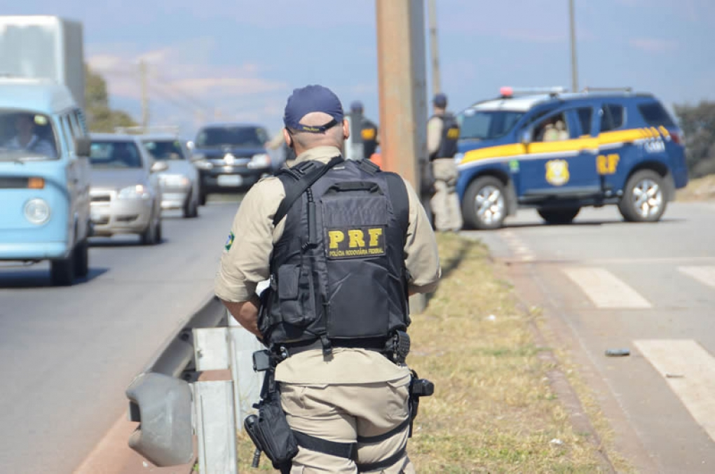 PRF cria sistema que ajuda a recuperar carros roubados
