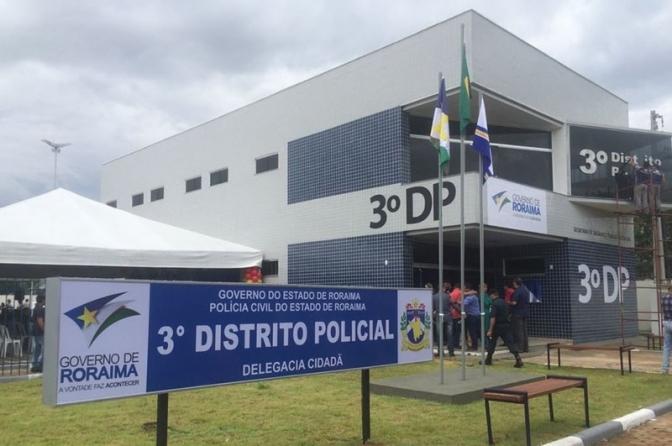 Concurso para delegado de Roraima com 40 vagas e inicial de R$ 18,3 mil