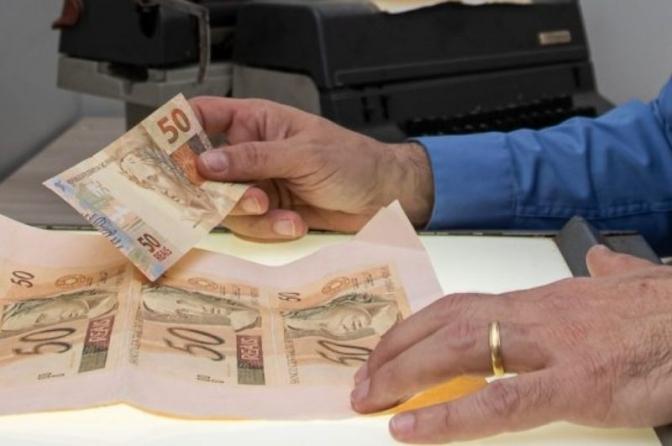 Polícia Civil da Paraíba ajuda a população a reconhecer dinheiro falso