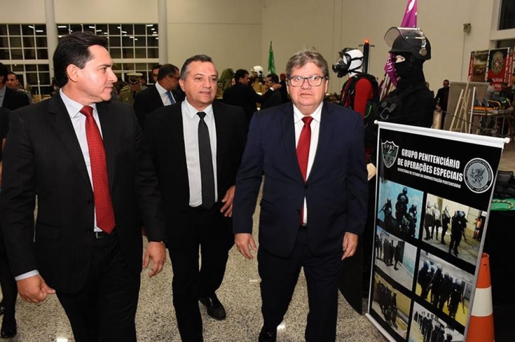 Secretário Jean Nunes participa do13ºFórum Brasileiro de Segurança Pública