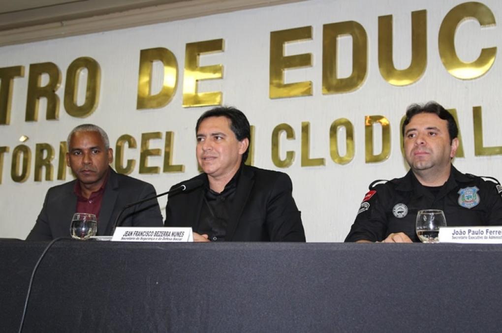 Segurança Pública da Paraíba usará tecnologia para a redução de crimes