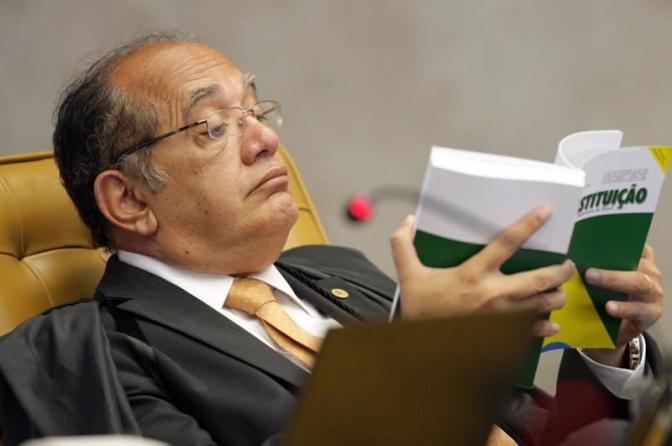 Gilmar Mendes proíbe condução coercitiva de investigados em todo o país!