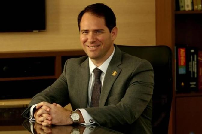 Rafael Sampaio é reeleito presidente da Associação Nacional dos Delegados de Polícia Judiciária
