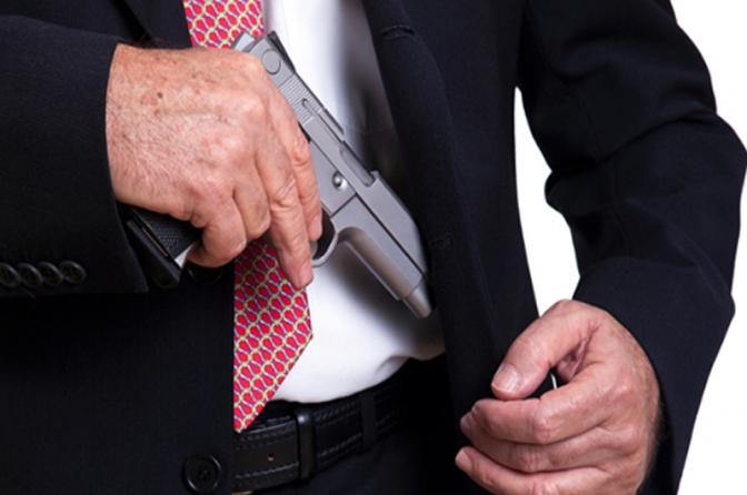 Advogado consegue o porte de arma de fogo!Justiça Federal concedeu o direito
