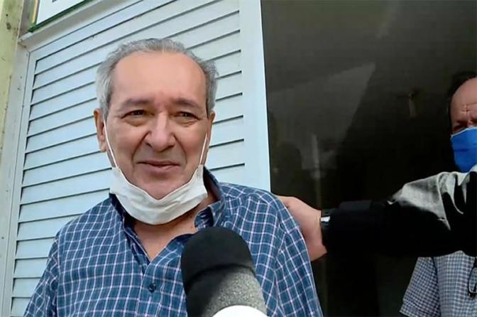 Jornalista Arimateia Azevedo é preso pelo Grupo de Repressão ao Crime Organizado da Polícia Civil do PI
