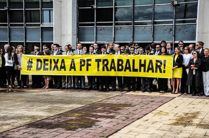 Associação e Federação dos Delegados da PF defendem mandato para diretor geral