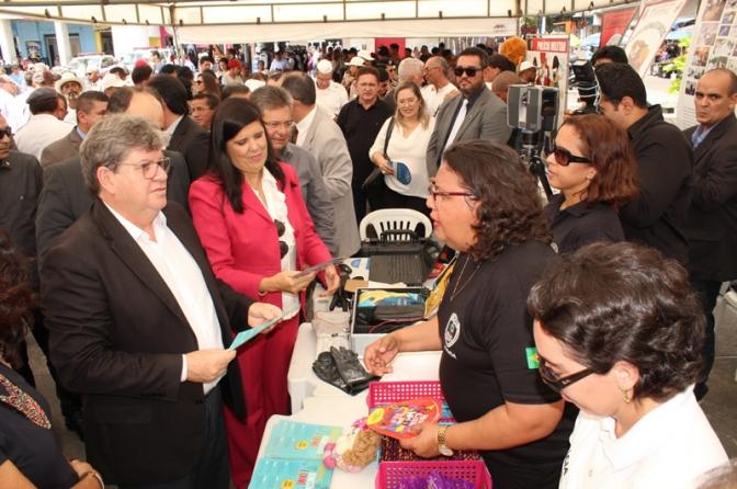 Polícia Civil participa da I Expo Segurança Paraíba edemonstra serviços prestados