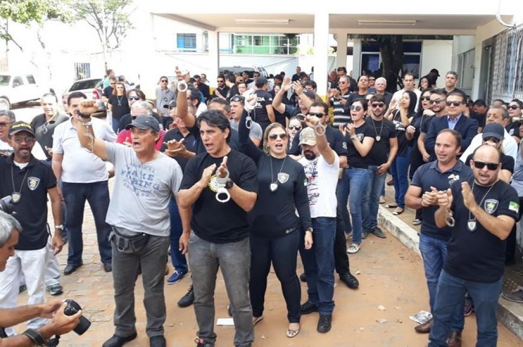 Policiais Civis do RN estão em apuros! Sem salários e ainda podem ser presos!
