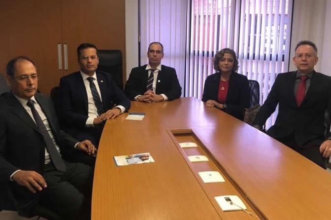 Mozart Felix assume Federação Nacional dos Delegados de Polícia Civil