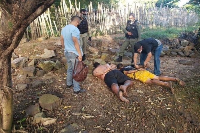 Policiais civis e militares prendem traficantes no litoral do PI