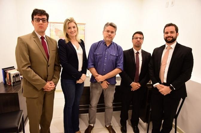 Senador Alessandro Vieira e Adepol SE discutem sobre a carreira de delegado de polícia