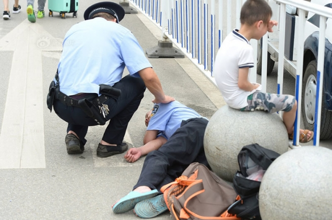Policial bêbado que porta arma comete algum crime?