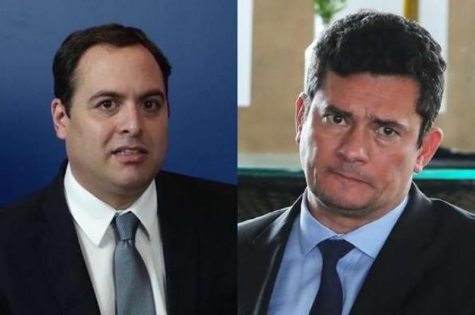 Governador do PE provoca mal estar com Moro e veta ida de delegada para Brasília
