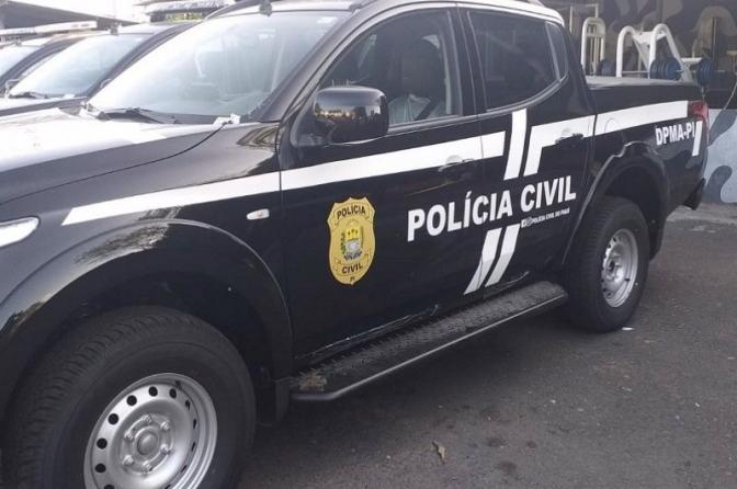Polícia Civil do PI recebe treze viaturas durante evento no BPRone