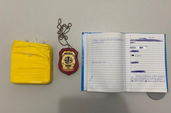 Polícia Civil do MA deflagra operação, apreende cocaína e recupera veículo roubado em Teresina