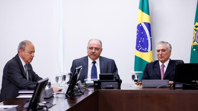 Planalto define Rio como 'laboratório' de plano contra criminalidade