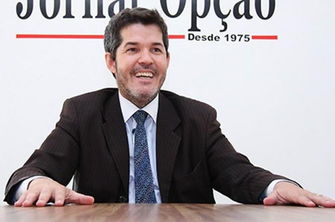 Delegado Waldir é cotado para ministro da Justiça em governo Bolsonaro