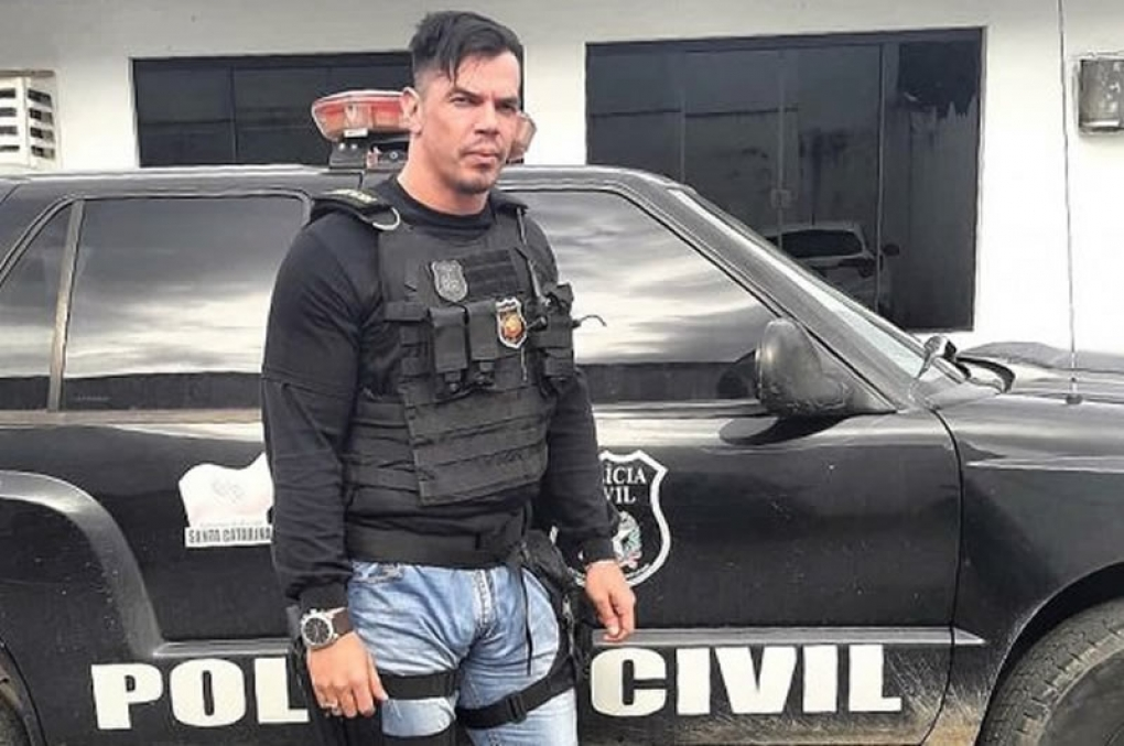 Delegado Márcio Marcelino morre de pneumonia aos 38 anos